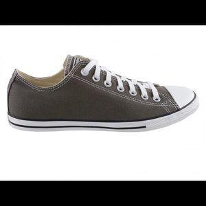 Converse Dainty Canvas OX grey size 5